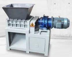 Organic Waste Shredding Machine