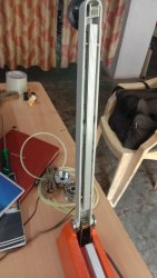 Hand Sealer Machine Hot Bar Type 4 Lines