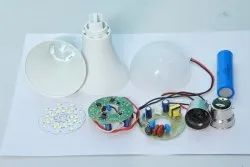 9 Watt AC DC Rechargeable LED Bulb Driver And MCPCB Raw Material