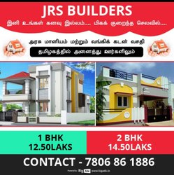 At present style White Residential Building Construction