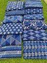 Indigo Pure Batic Suits