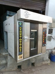 Rotary Rack Oven 24 Tray