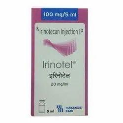 Irinotecan Irinotel 100 Mg Injection