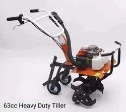 63 cc Mini Tiller