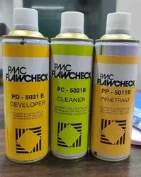 PMC Flaw Check Liquid Penetrant Products