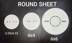Round Sheet