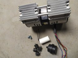 Air Compressor For Oxygen Concentration