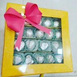 Customized Chocolates Letters Gift Box