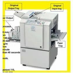 Ricoh Digital Duplicator Dx2430