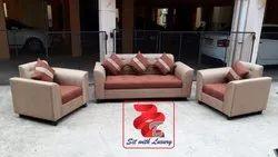 Button Sofa Set