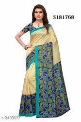 Formal Wear Printed Saree