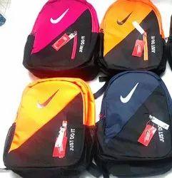 Galaxy Soft College Bag