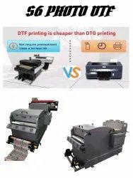 DTF Offset Digital Heat Transfer PET Film Printing /T Shirt Printing
