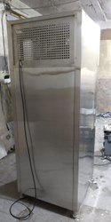 Silver Auto 2 Door Vertical Hotel Refrigerator, Capacity: 350ltr