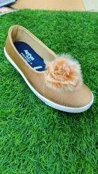BLASCO Black Ladies Bally Shoes, Size: 5x8, Model Name/Number: Lakme Flower
