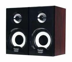 Black Quantum speaker 636, For Desktop,Laptop