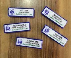 Customized Badge
