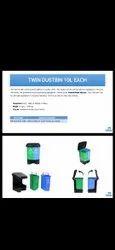 Twin Bin 20Ltr