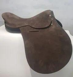 Leather Brown Saddle Polo
