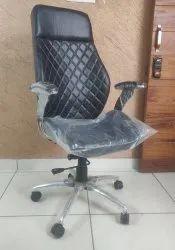 Fabric Director Chair, Black