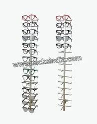 Eyeglasses display rack