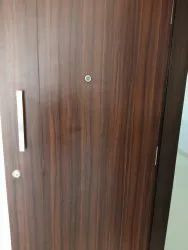 Wood Fire Door