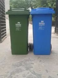 120l Wheeled Dustbins
