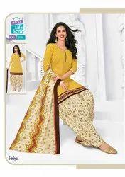Cotton Readymade Salwar Suit