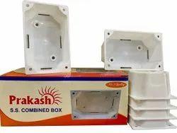 Prakash Plastic S S Combined Box