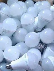 9 Watt AC DC LED Bulb Raw Material