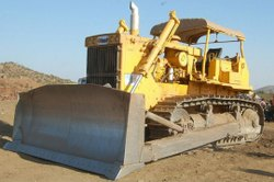 Bulldozer Excavator Spare Parts