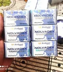 Bioquest Tamoxifen Nolvadex 20mg, 100 Tabs