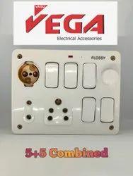 Combined Box 5 In 5 Vega