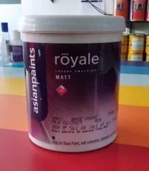 Asian Paints Royale Matt, For Wall home