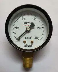OxygenRegulator Pressure Gauge