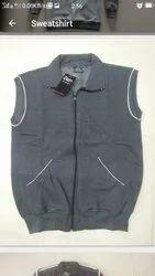 Daso Fleece Sleeveless Jacket