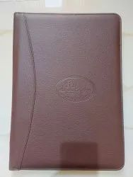 Leather Folders And Cases