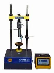 Motorised Laboratory California Bearing Ratio Apparatus