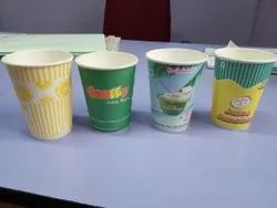 Customized printed Paper Cup MOQ - 10,000 quantity... As Per Your Artwork Or Design