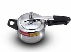 Carnival 2 ltr Steel Desire pressure cooker
