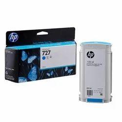 Hp 727 cyan ink cartridge