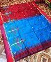 Handloom Cotton Silk Weaving Sarees
