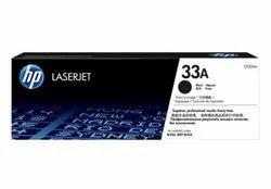 Hp CF 233A black original LaserJet Toner cartridge