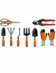 Black Garden Tool Set, Model Name/Number: AGT50