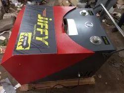 Jiffy Steam Car Washer