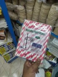 Drinking Straws And Wrapped Straw