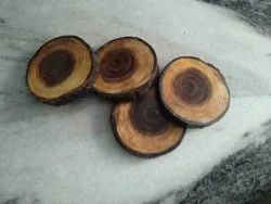 Natural Plain Wooden Bark, For Event