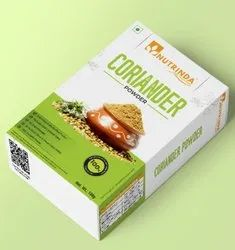 Natural Green Coriander Powder, For Cooking, 100 G