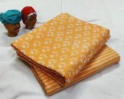 Bagru Hand Block Printed Pure Cotton Febric