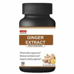 Ginger Extract Capsule